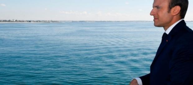 Macron will die Mittelmeerroute entschärfen ... - welt.de