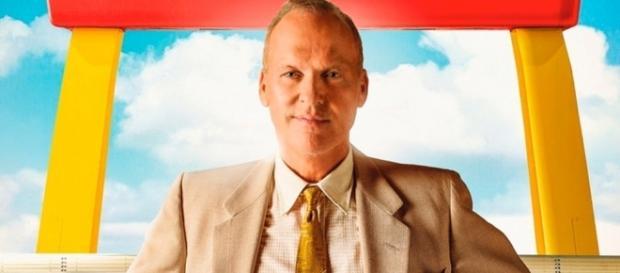 Michael Keaton interpreta Ray Croc em ''Fome de Poder''