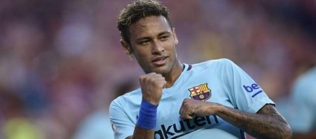 Neymar acuerda con París Saint-Germain
