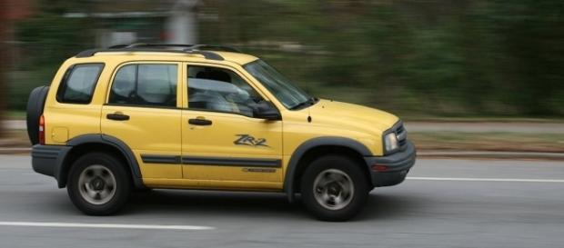 Photo Chevolet Trailblazer SUV via Wikimedia by Ildar Sagdejev/GFDL free license