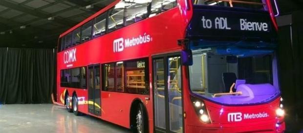 Terminan primer Metrobús de dos pisos para la línea 7 | López ... - lopezdoriga.com