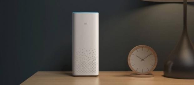 Xiaomi introduces Mi AI speaker / Photo via MIUI.com