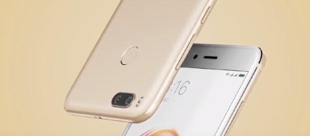 Xiaomi Mi 5X - YouTube/XIAOMI GLOBAL COMMUNITY Channel