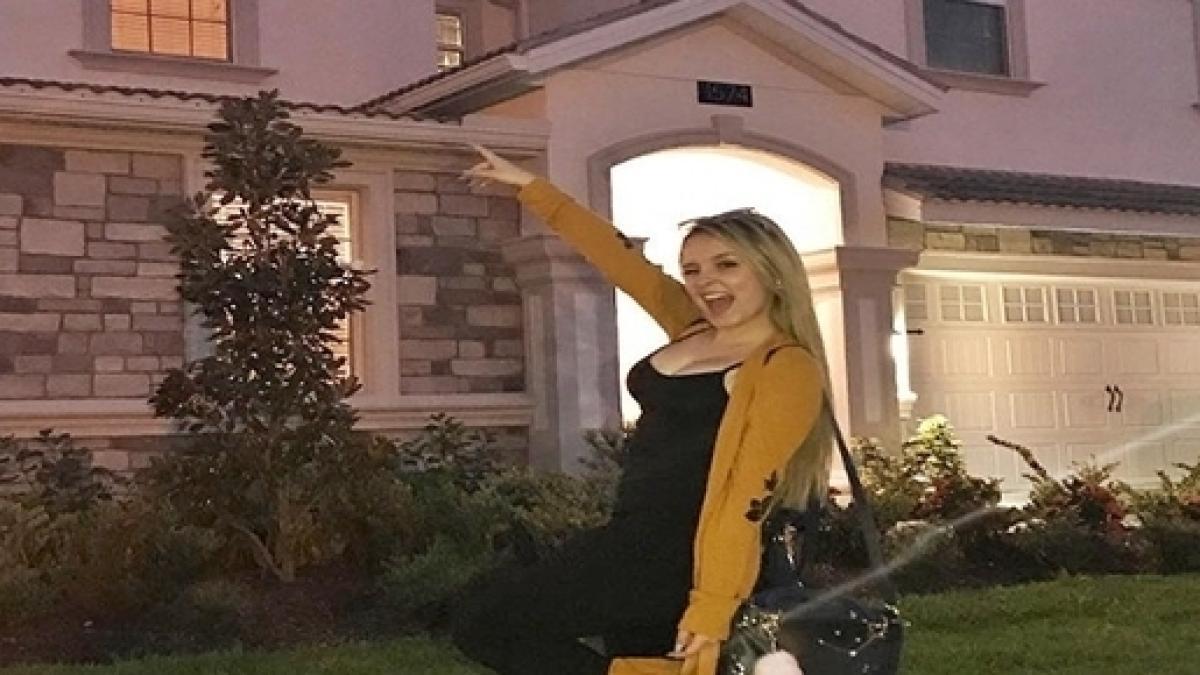 A casa caiu   Larissa Manoela não tem mansão nos EUA  saiba toda a verdade ad93f53640