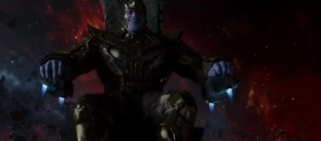 Avengers Infinity war villain Thanos- YouTube/Movie Trailers Entertainment