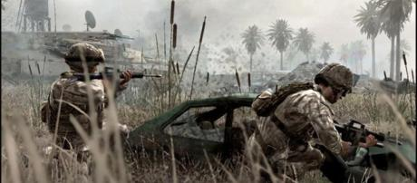 Call of Duty Modern Warfare - Flickr, SS Games Online