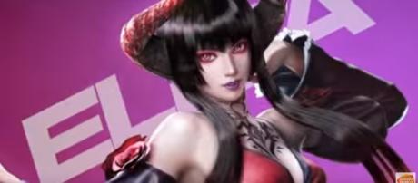 "Eliza arrives with character episode, free content drop in July 28 DLC for ""Tekken 7."" Bandai Namco/YouTube"