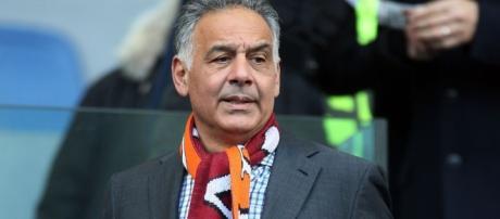 Il presidente della Roma James Pallotta attacca il Milan
