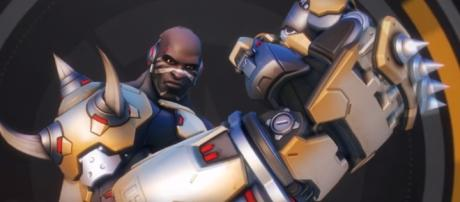 'Overwatch' new hero, Doomfist (via YouTube - PlayOverwatch)