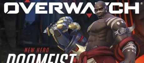 "The newest character in ""Overwatch"" Doomfist is finally here (via YouTube/PlayOverwatch)"