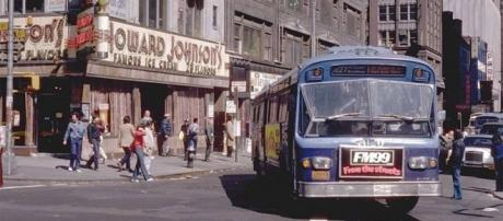 """The Sandman"" takes place on the gritty streets of New York City circa 1979. / Photo via Lynn Navarra and Jeff Dorta, used with permission."