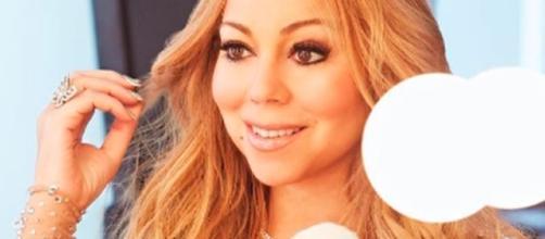A cantora Mariah Carey estaria com compulsão alimentar