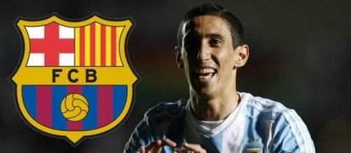 Ángel Di María vers le FC Barcelone ? (via laprensa.hn)