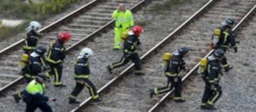 Barcelone : un accident de train fait 58 blessés dont un grave.