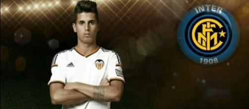 Calciomercato Inter: offerto Cancelo dal Valencia
