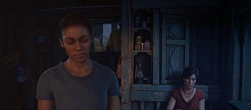 "Chloe and Nadine take the lead in the upcoming ""Uncharted: The Lost Legacy,"" coming August 22. (Gamespot/Naughty Dog)"