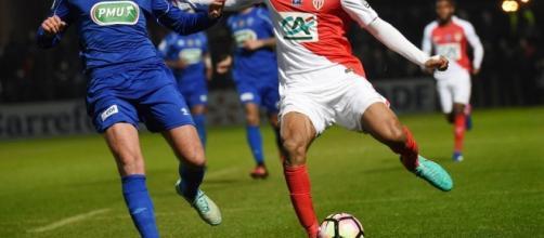 de France: Monaco souffre mais passe à Chambly, Saint-Etienne ... - bfmtv.com