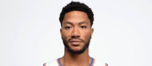Derrick Rose agreed to a one-year, veteran minimum contract with the Cleveland Cavaliers (via Facebook/Derrick Rose).