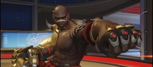 Doomfist is the latest 'Overwatch' hero (image source: YouTube/IGN)