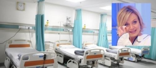 Eliana está em repouso absoluto no Hospital