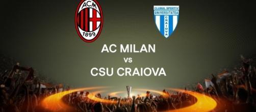 Europa League: Craiova-Milan 0-1, i rossoneri portano a casa un risultato importante