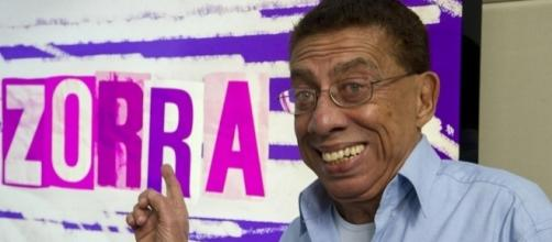 Faleceu nesta quinta-feira (17) o eterno Severino de ''Zorra Total'', o grande comediante Paulo Silvino.