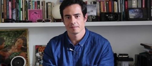 Galã da Globo nos anos 1990 vira autor de história em quadrinhos (Foto: Reprodução)