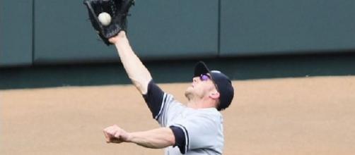 Gardner catching a ball, Wikipedia https://en.wikipedia.org/wiki/Brett_Gardner#/media/File:Brett_Gardner_leaping_catch.jpg