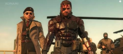 """Here are some tips and tricks for """"Metal Gear Solid V: The Phantom Pain"""" to get solid start - YouTube/KONAMI公式"""