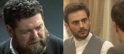 Il Segreto, anticipazioni: Saul tradito dal fratello, Mauricio sta male