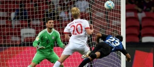 Inter, dalla vittoria col Bayern Monaco nuove indicazioni sul calciomercato   inter.it