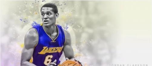 Jordan Clarkson might still be a trade option for the Lakers Youtube/Gmoney4eva13