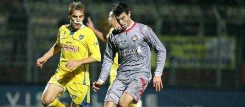 L'attaccante Riccardo Bocalon è pronto a vestire la maglia della Salernitana