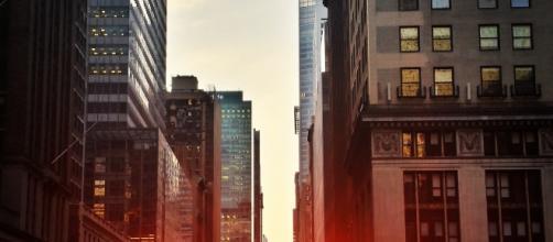 Manhattan at sunrise-- Image via Pexels