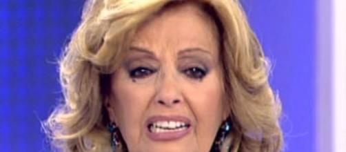 María Teresa Campos desvela el motivo de sus misteriosas lágrimas - diezminutos.es