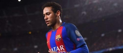 Neymar está muy cerca del París Saint-Germain