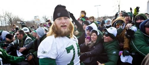 Nick Mangold - Anthony Quintano via Flickr