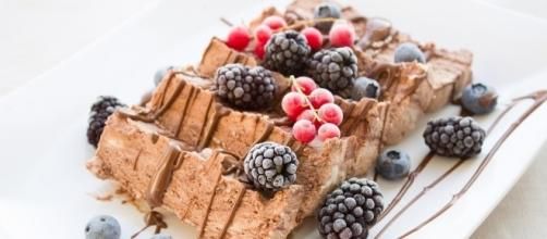 Nutella is great with ice-cream and berries via Pixabay