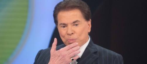 O ator não é fã das atitudes de Silvio Santos