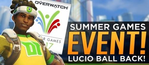 'Overwatch' Summer Games' Lucioball is coming back according to a new Xbox leak(Your Overwatch/YouTube Screenshot)