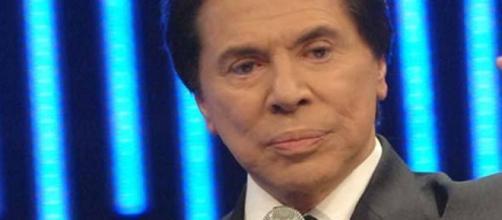 Silvio Santos demiti apresentadora por causa do novo visual