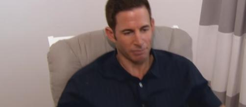 Tarek El Moussa shared his life being a father. Image via YouTube/E!News
