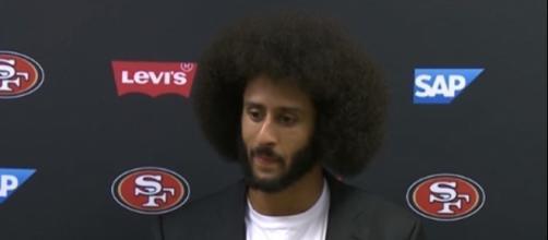 The Ravens consider adding controversial QB Colin Kaepernick -- NFL via YouTube