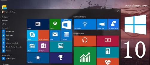 windows10 mise a jour (Flickr window 10 features review free download)