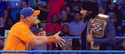 WWE Smackdown Live: New US Champion, Huge match next week Image credits - Wlive/Youtube