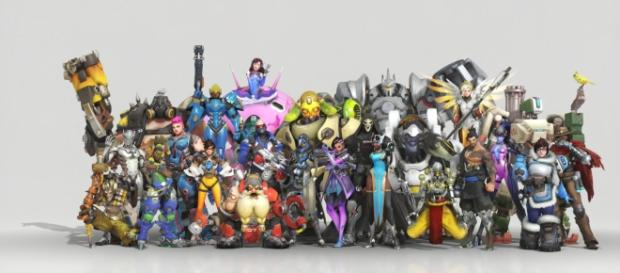 """A new hero is joining the """"Overwatch"""" roster (Overwatch / Youtube)"""