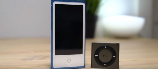 Apple puts an end iPod Nano and iPod Shuffle - YouTube/512 Pixels