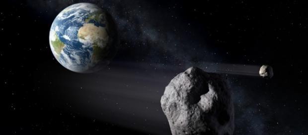 Asteroide asteroide 2017 001 ci ha sfiorato pericolosamente