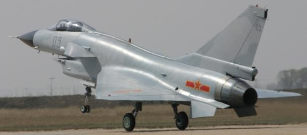 China J-10 Fighter. Image - CC BY 2.0   mxiong  Flickr