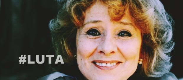 Débora Duarte pede emprego. (Foto: Google)